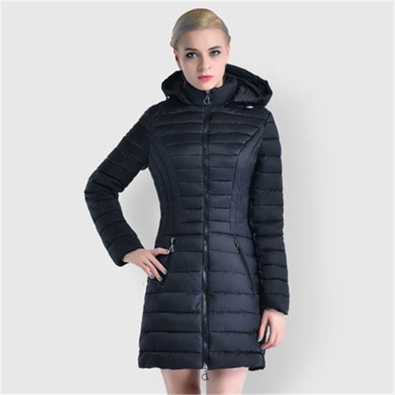 venta caliente de gran tamaño abrigo de algodón de las mujeres invierno europeo y la moda abrigo de algodón de colores sólidos G76 capucha de las mujeres de América