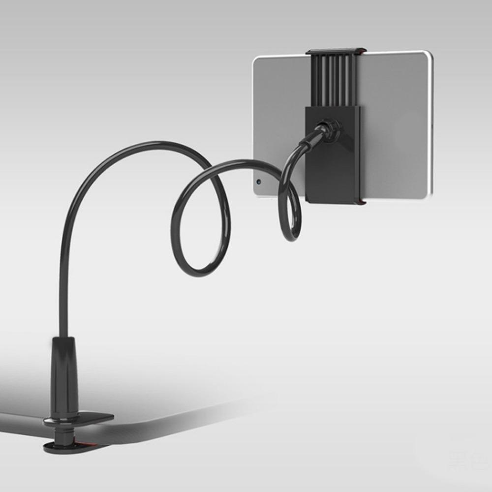 Universal-Handy-Halter 80cm langer Arm Faule Halter Bett Desktop-Halter für iPad Handy Tablet PC Ständer Ausziehbare Halterungen