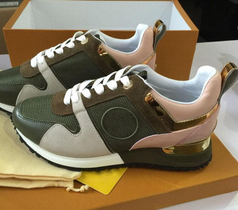 nouveau Run Away Pulse Chaussures Hommes Luxe Triple-s Designer Sneaker Mens Casual Femmes Chaussures plateforme plate formateur extérieure Sneakers
