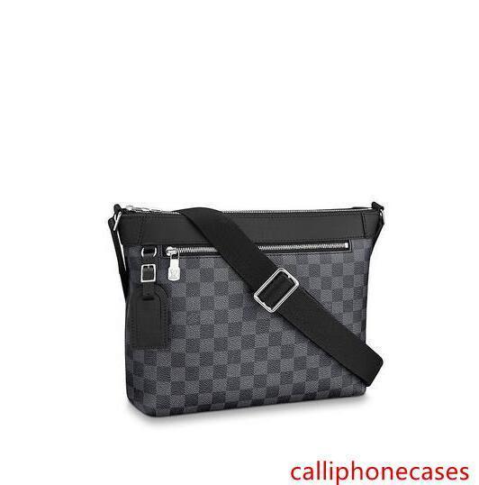 N40003 Mick Pm Men Handbags Iconic Bags Top Handles Shoulder Bags Totes Cross Body Bag Clutches Evening