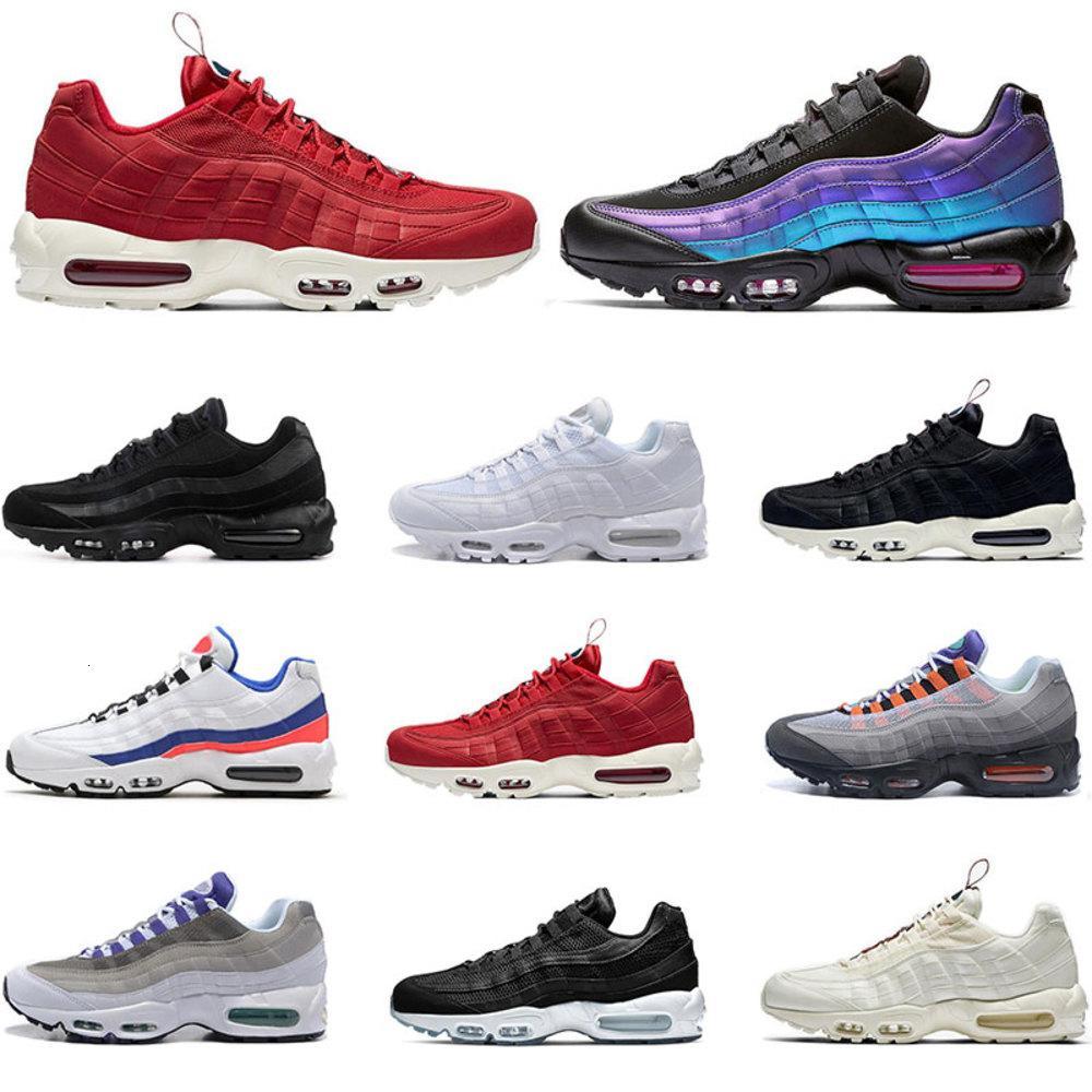 Лучшие кроссовки качества обувь для мужчин пережиток будущих Тройного Белых Черного Og неонового Panache Мужских спортивных кроссовки Тренеры Размера 40-46