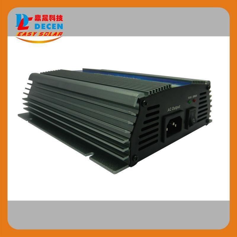 Freeshipping 10.5-30Vdc 600W Solar Grid Tie Inverter Output 90-140Vac,Pure Sine Wave power inverter For Vmp18v panels Home Solar System