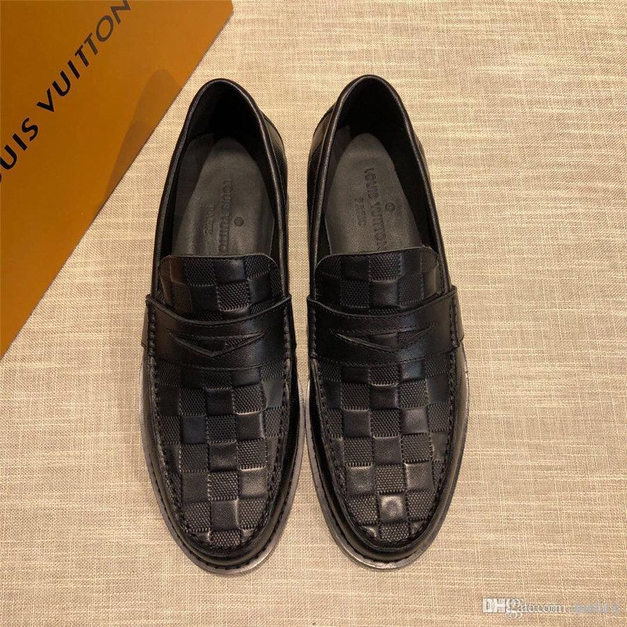 20MM MAN scarpa in pelle cuoio genuino di scarpe oxford per gli uomini vestiti di lusso Scarpe con lacci scarpe francesine in pelle di nozze Madaj