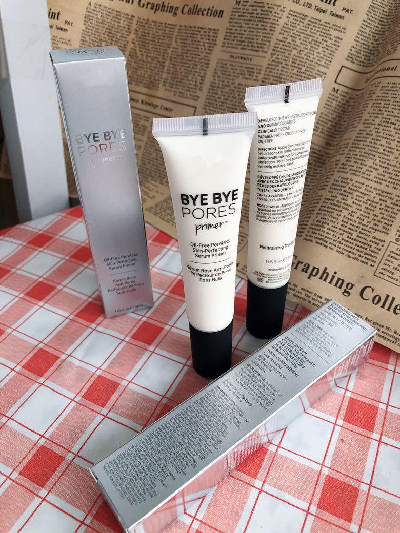 NOUVEAU DHL 2020 FREE récent Bye Bye 30ml Pores Primer sans huile Poreless Primaire peau-Sérum Perfecteur ePacket Livraison gratuite Top qualité