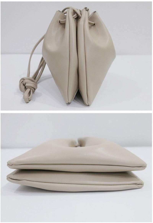 Корейский стиль drawstring женщины crossbody сумки повседневная мини-слинг сумка искусственная кожа женская сумка и кошелек Sac a Main Shoulder BagHand bag Larg