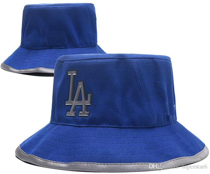 2019 en kaliteli Snapback Los Angeles Kova Şapka LA Varil Kap Ayarlanabilir Beyzbol Şapkaları Strapback Golf Casquette Spor kap erkekler kadınlar kemik