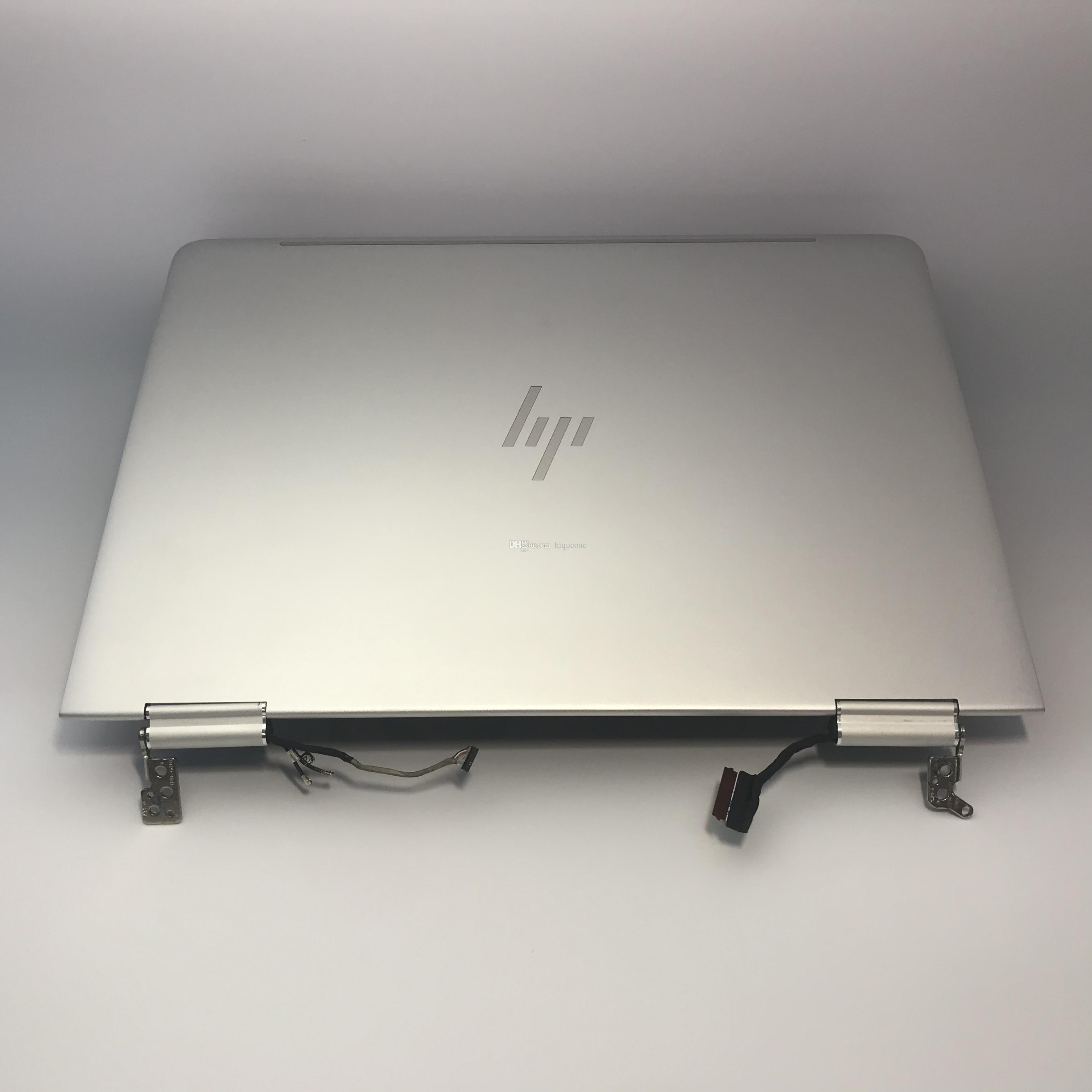 13-w Applica a HP X360 Spectre 13-W001LA FHD schermo da 13.3 '' a cristalli liquidi LED di tocco completa consegna Assemblea DHL / UPS / Fedex libero