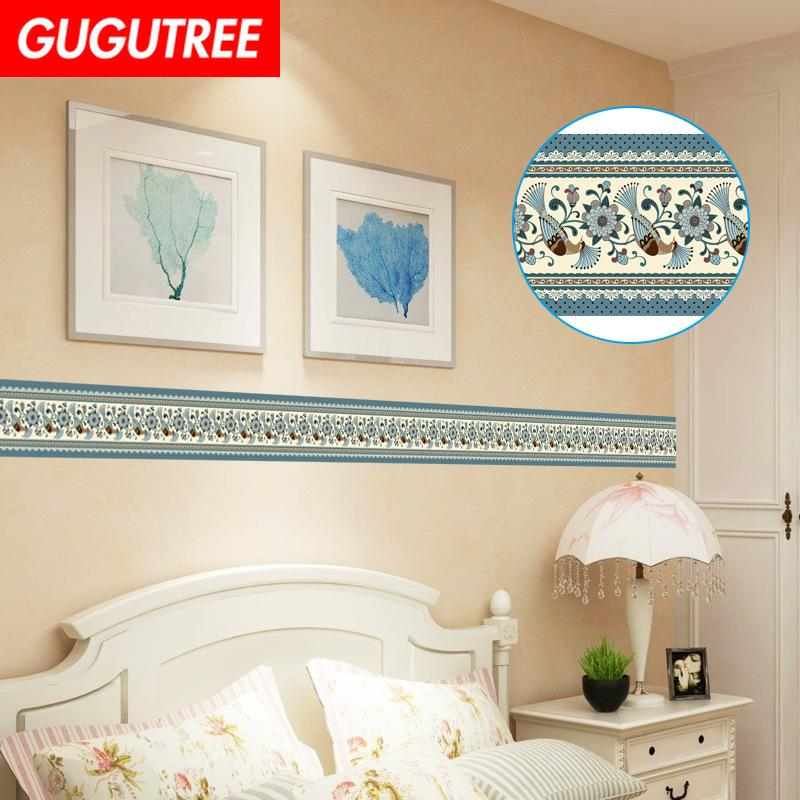 Decorate home 3D ceramic tile cartoon art wall sticker decoration Decals mural painting Removable Decor Wallpaper G-2509