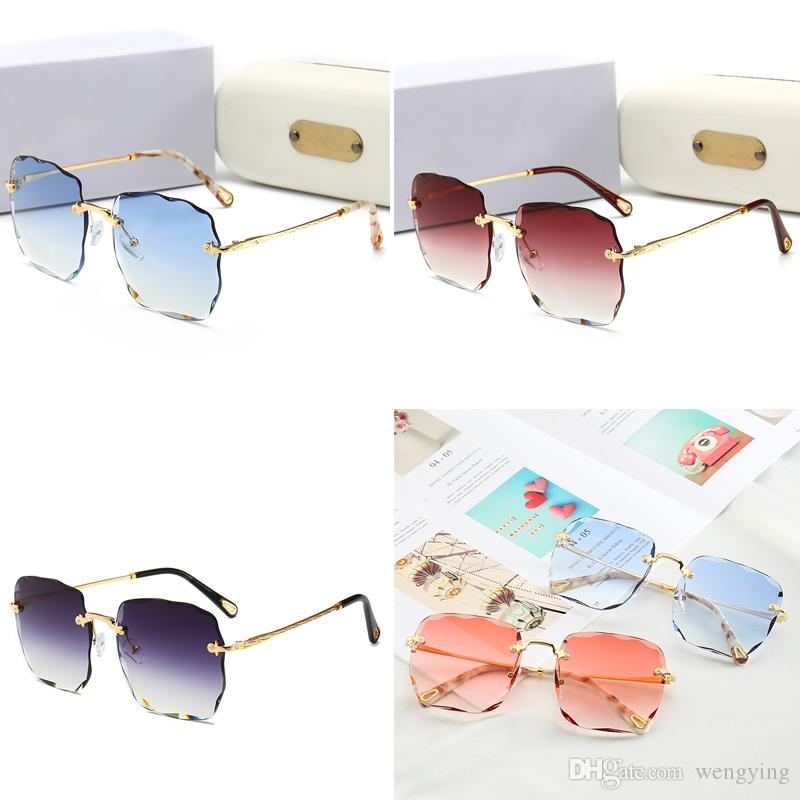 New Fashion Sunglasses Women Brand Designer Butterfly Frame Big Fashion Frame 4083 Italian Designer Fashion Show Baroque Style Top We Designer Glasses Sunglasses Uk From Wengying 19 24 Dhgate Com