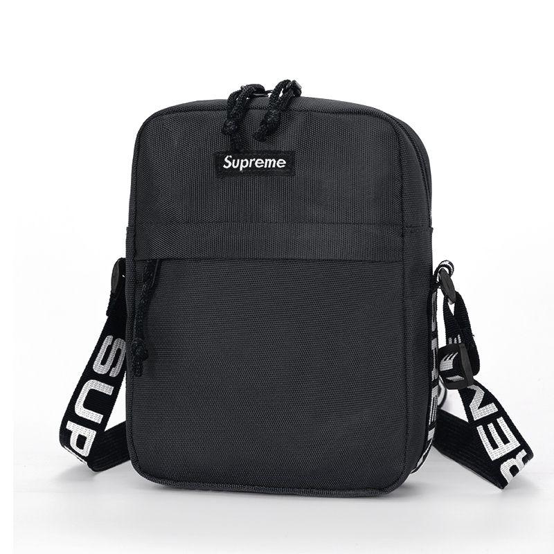 supreme  messenger bag backpack handbags luxury designer channel bag purses gucci women fannypack wallet card holder off white mujeres crossbody venta caliente envío gratis