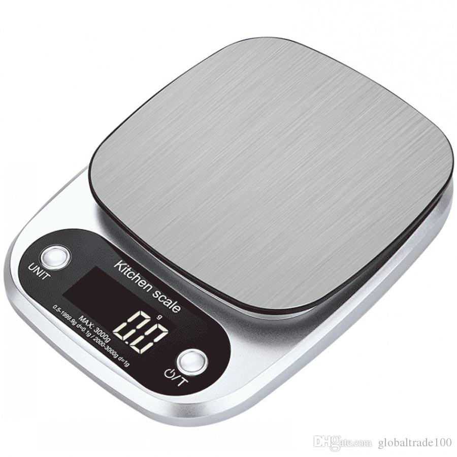 Kitchen Food Scales 10kg Balance Electronic Digital LCD Display Weight /_