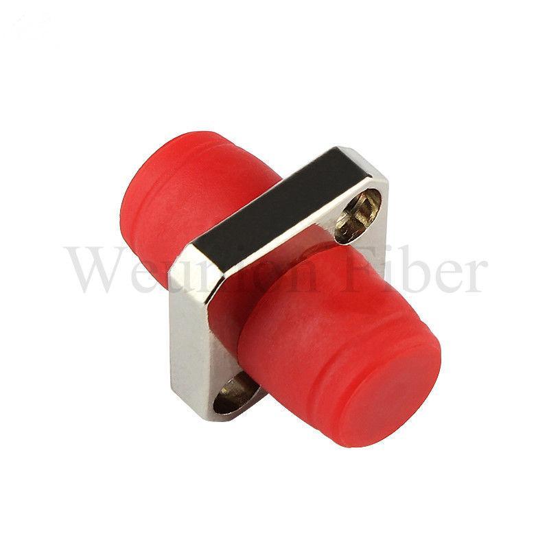 10pcs FTTH FC fibra óptica adaptador FC fibra acoplador FC fibra óptica conector