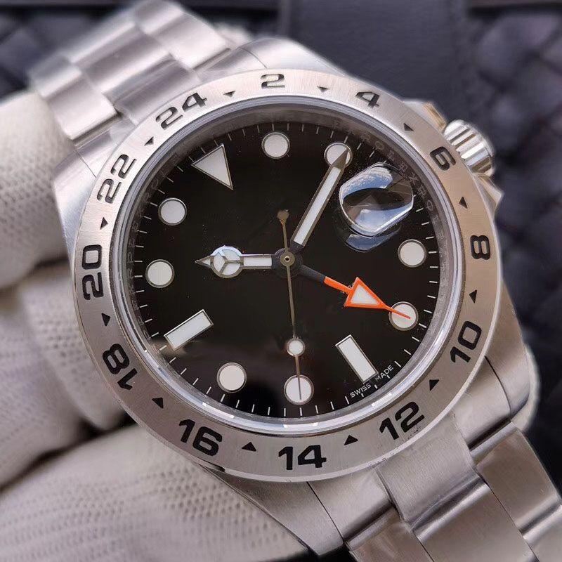señoras de lujo de los hombres mujeres de la moda de diseño mecánico automático para hombre Datejust Movimiento reloj de acero inoxidable relojes de los relojes de la banda de 2020