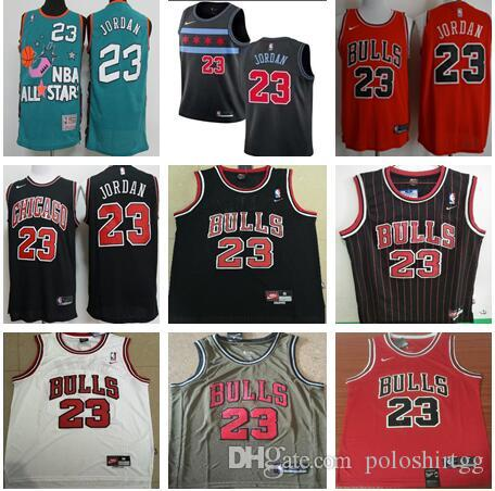 timeless design 47d21 2f954 2019 Hot Sale #23 Michael MJ Jersey North NCAA Carolina College Michael All  Star Embroidery Logo Stitched Basketball Jerseys Cheap Wholesale From ...