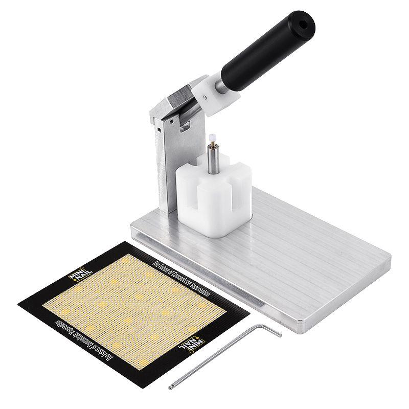 Ручной пресс-машина для картриджей Vape M6T G5 Портативный ручной компрессор Ручной прижим для .5g 1g Одноразовый распылитель Dank vapes
