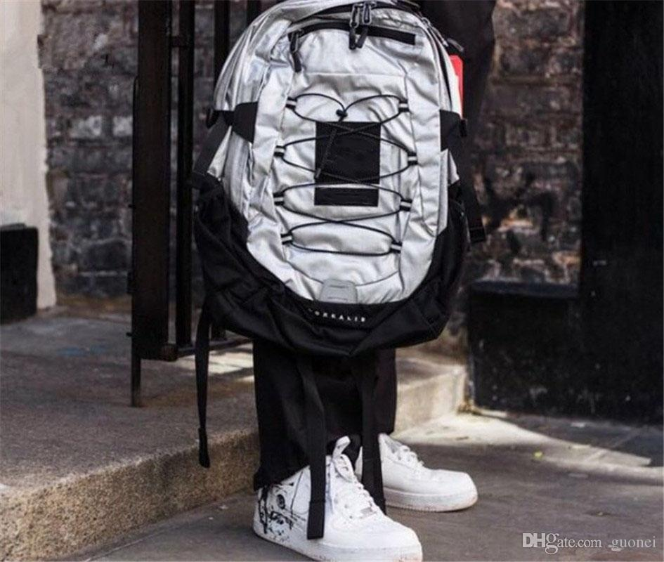Las mochilas diseñador Arriba y Fac para mujer para hombre bolsas de alta calidad de tamaño medio mochilas nuevas de la llegada de 3 colores Avaliable Los nuevos estudiantes BOLSA Superventas