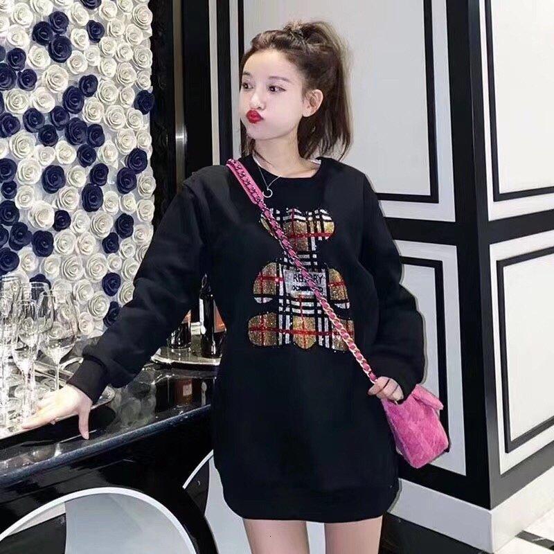 Frauen Pullover beiläufige Art und Weise Pullover Größe eine Größe bequeme warme WSJ002 # 113070 lucky06 WKAFNKQK