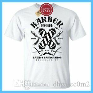 NOUVEAU BADASS BARBER SHOP MENS T REBELLES