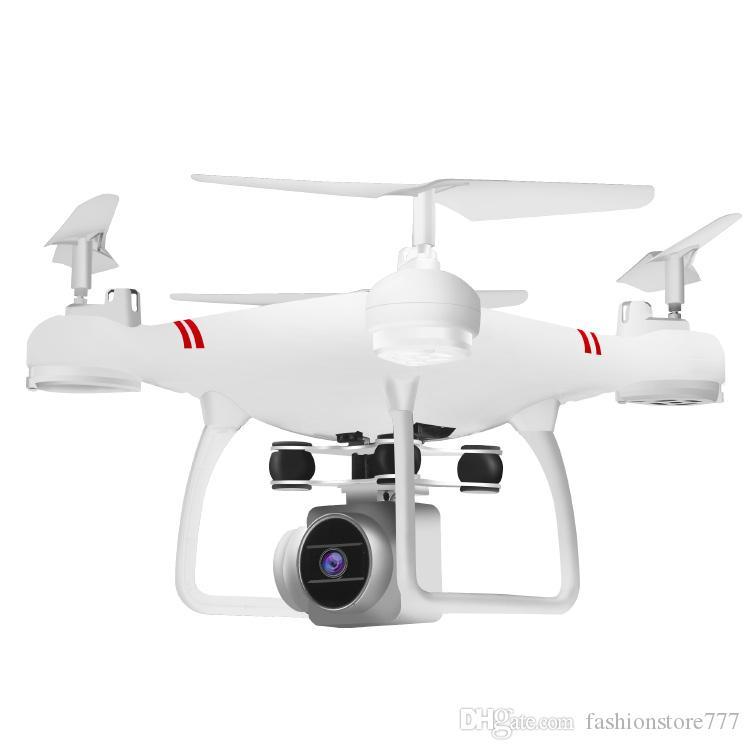 HJHRC UAV أربعة محور HD طائرة التحكم عن بعد طائرة التحكم عن بعد الطائرات الجوية HD مع منصة التخميد