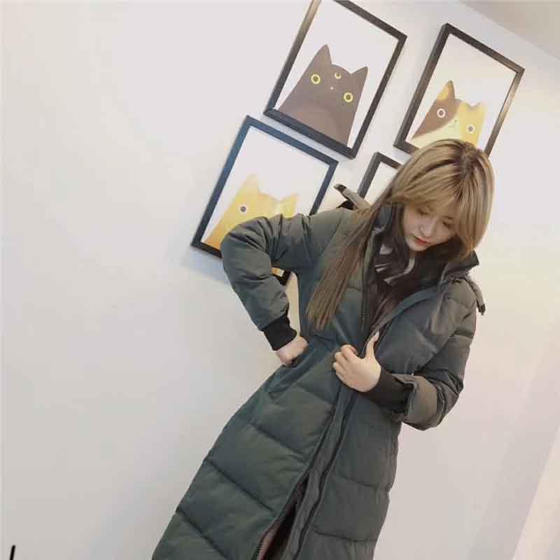 Womens Parka Jacket Donna Giacche Canada Inverno di lusso Donne lungo Goose Moda inverno caldo lunghi parka Canada giù ricoprono # 10