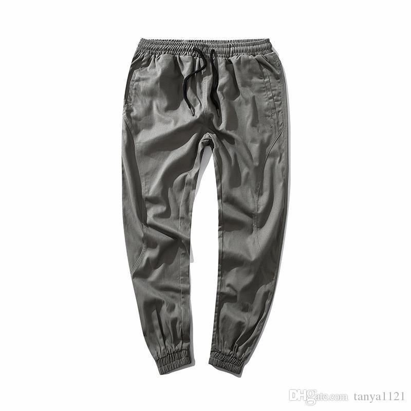 Compre Pantalones Largos Para Hombre Ropa Casual Para El Hogar Ninos Pantalones Frescos Jogger Pantalones Para Correr Cintura Elastica Es A 17 45 Del Tanya1121 Dhgate Com