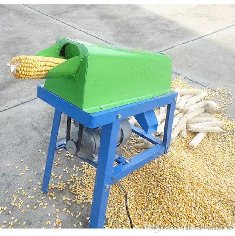 Batteuse de maïs ménage petit maïs décortiquer machine électrique 220v maïs batteuse maïs maïs décortiqueuse de maïs usage domestique