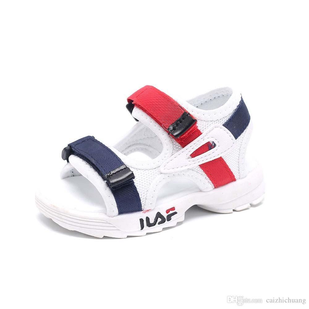 5 estrellas de moda de alta calidad sandalias de los niños ventas calientes ocasionales niños lindos zapatos ventas calientes muchachas frescas muchachos zapatos calzado