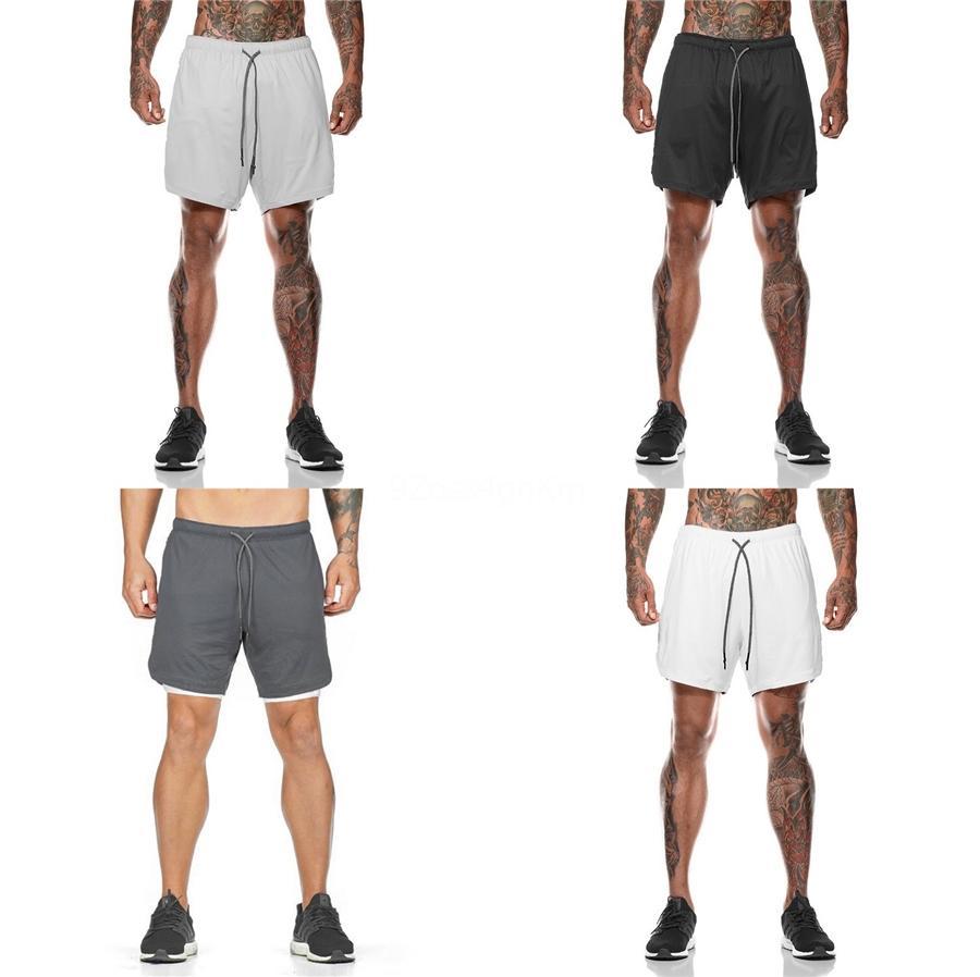 2020 Waterproof Fabric Runway Trousers Summer Beach Pants Mens Board Shorts Men Surf Shorts Swim Trunks Sport Shorts A8 #466