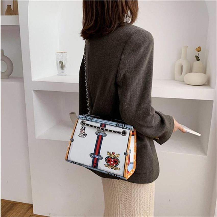 bolsa de ombro designer de luxo de alta qualidade bolsa de moda senhora PH-CFY2003201 / *