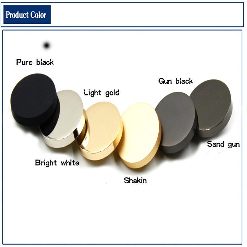 Botón del metal botones de juego de la capa de oro plana de metal de alta - botones de costura para los hombres y de las mujeres la ropa decorativa - avión grado de mano