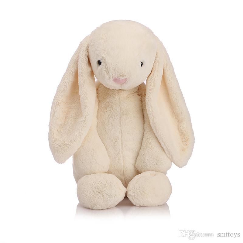 Pascua conejito juguetes de peluche conejo juguetes de peluche Animales de peluche Peluches regalos orejas largas en Venta 30cm 40cm 50cm