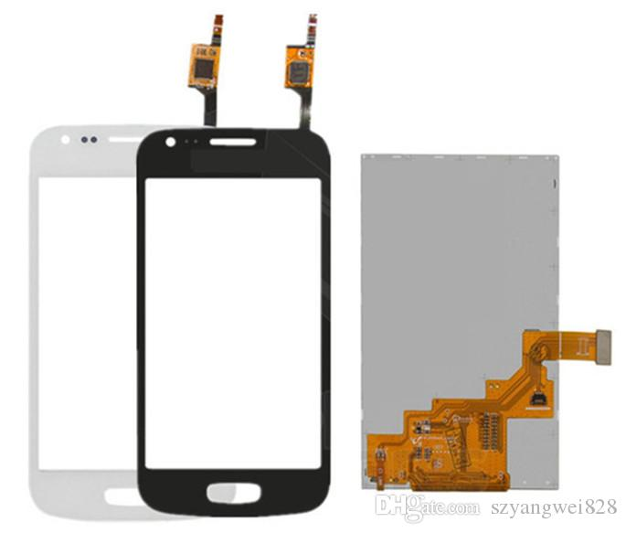 LCD with Touchscreen for Samsung Galaxy Ace 3 GT-S7275/S7270/S7272 LCD display screen Digitizer Glass Panel Front