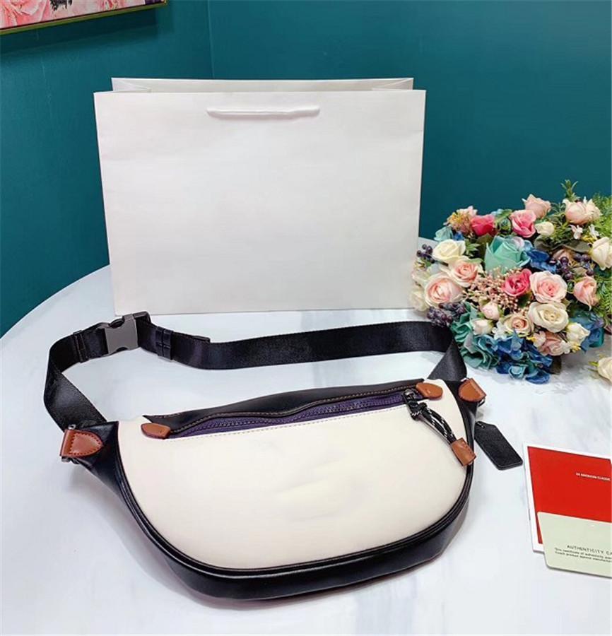 роскошная дизайнерская поясная сумка хорошего качества Карманная мода письмо маленькое / / CFY2002182