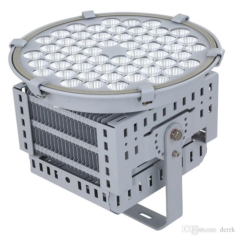 La lampe de grue à tour lumineuse 100-305v 300w 400w 600w 800w 1000w a mené des projecteurs a mené des lumières de tour haute industrail de baie allume la lumière d'inondation de puce de Cree