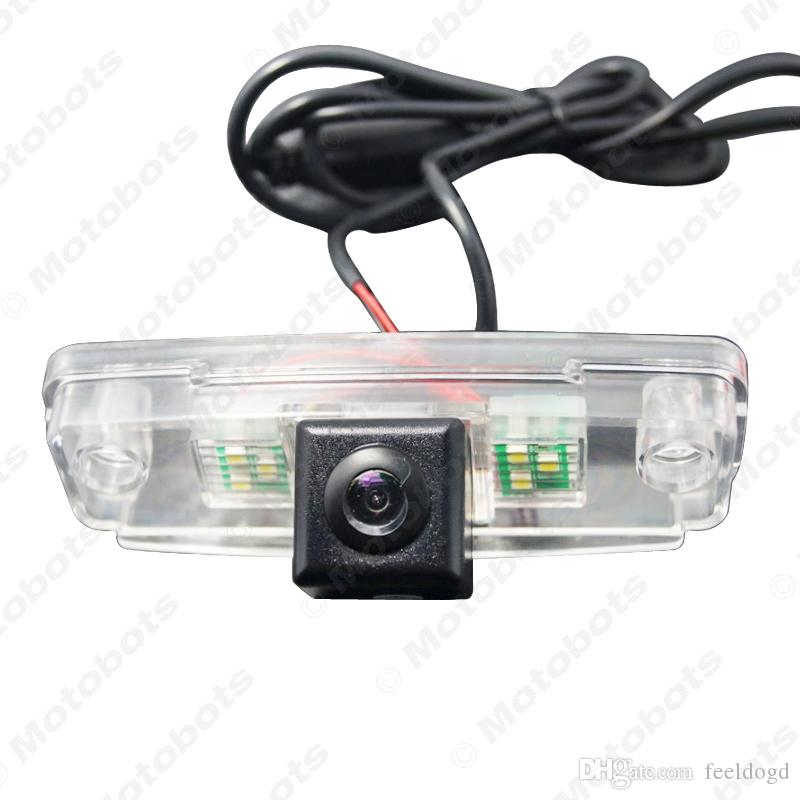 Special Car CCD Rear View Cameras For Subaru Forester/Impreza/OutBack Backup Reversing Camera #4605