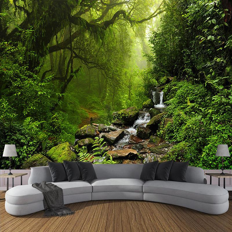 Dropship Custom 3D Wall Mural Wallpaper For Bedroom Photo Background Wall Papers Home Decor Living Room Modern Painting Wall Paper Rolls