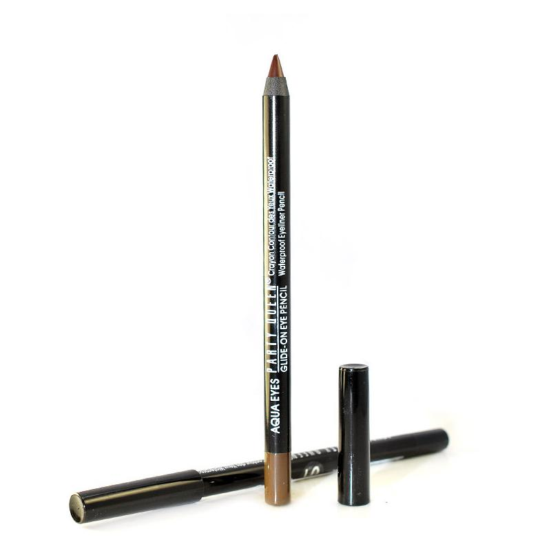 Party Queen Aqua Eyes Glide-on Gel Eyeliner Pencil Waterproof Eye Pencils Branded Quanlity Make up Online