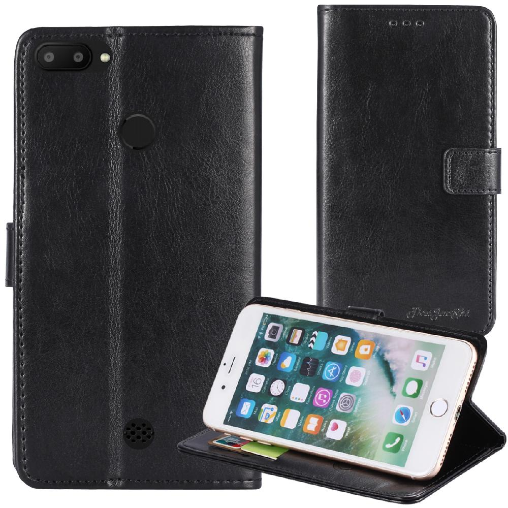 YLYH TPU Silicone Protect Luxury Business Leather Rubber Gel Cover Phone Case For Freetel P6 ELTP18A04 5.7 inch Pouch Shell Wallet Etui Skin