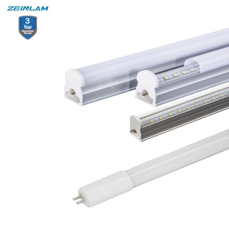 G5 lighting FCC T5 LED tube lights G5 1200mm 1.2m 4ft 18W 2400lm lamps T5 2ft 3ft led tubes light AC 85-265V