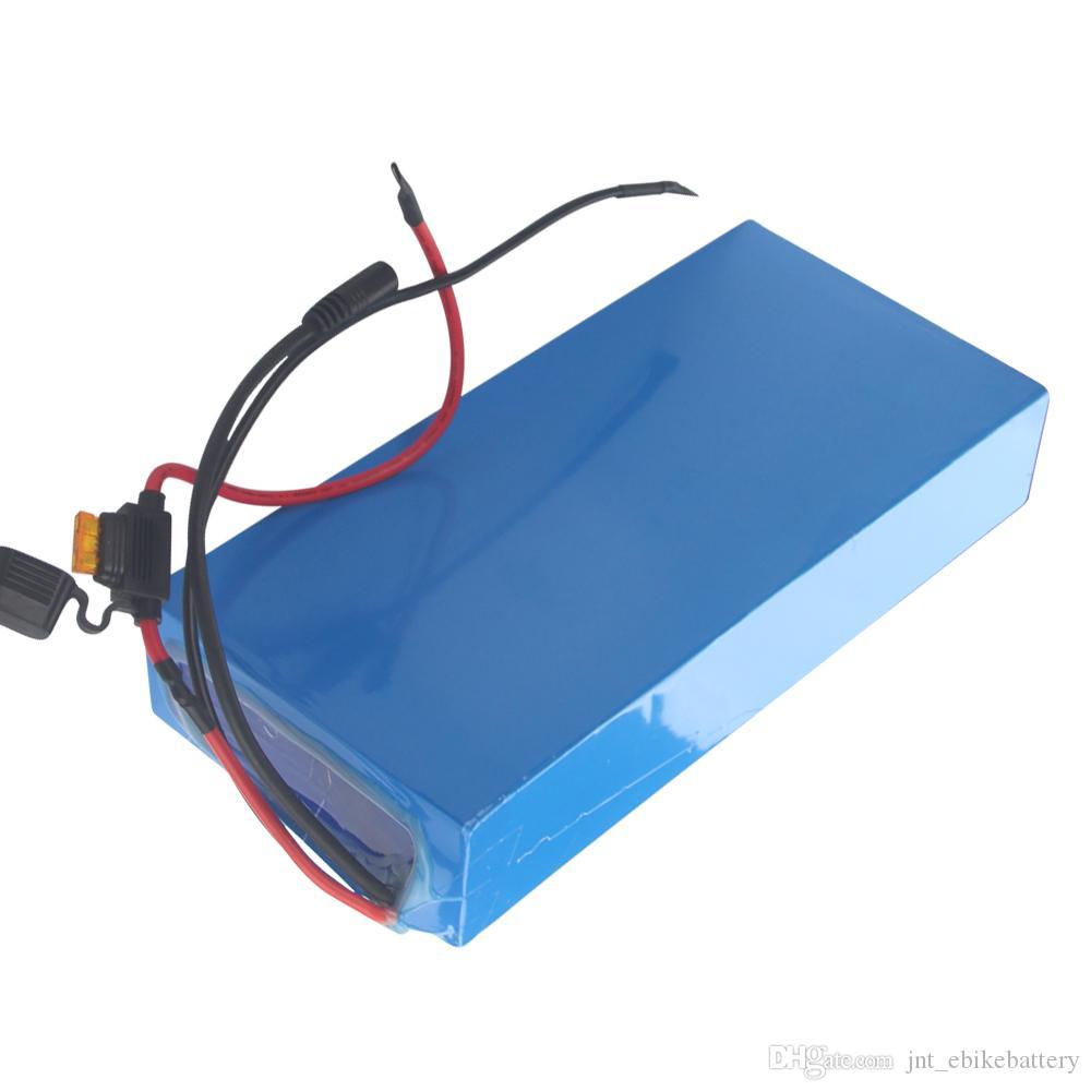 IP65 Elektroroller 60V 13AH Batterien Lithium-Ionen-Batteriesatz für 18650 750W Motor mit Ladegerät 1500W