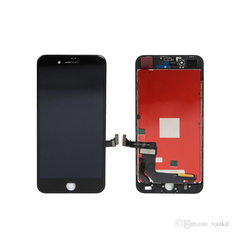 Dymanic LCD Full Sight Angle LCD for iPhone 8 Plus Lcd Touch Screen Digitizer Frame Assembly Replacement With 3D Touch For iPhone 8 Plus