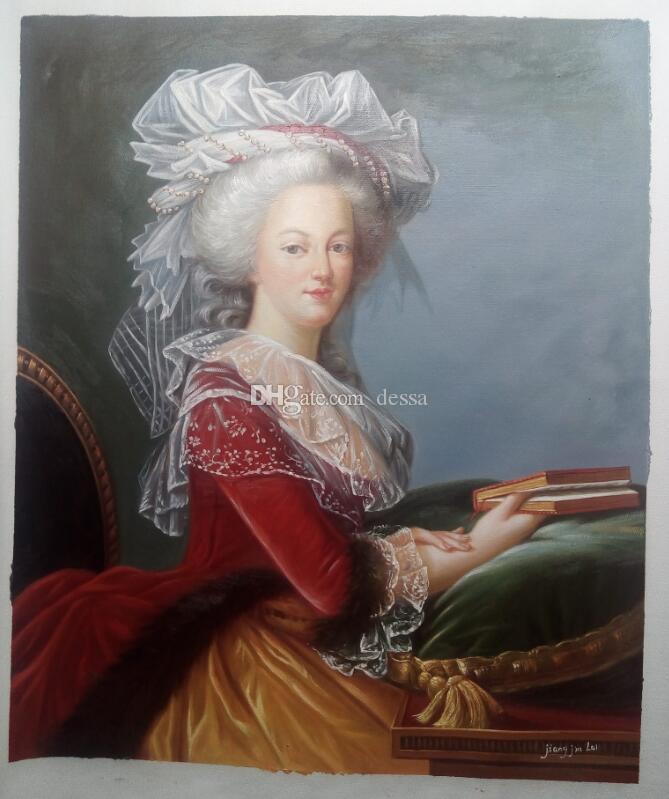 Elisabeth Vigee Lebrun painting