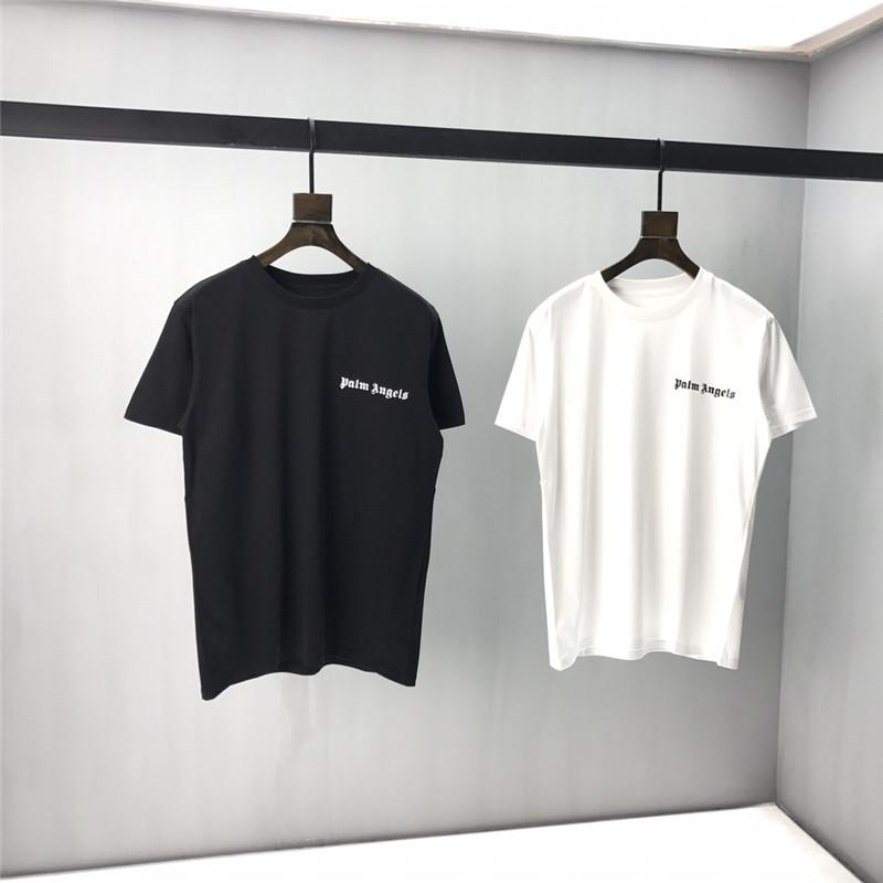 Luxury men's short-sleeved shirt casual fashion shirt Slim tee cotton top brand designer men and women clothing T-shirt EU size
