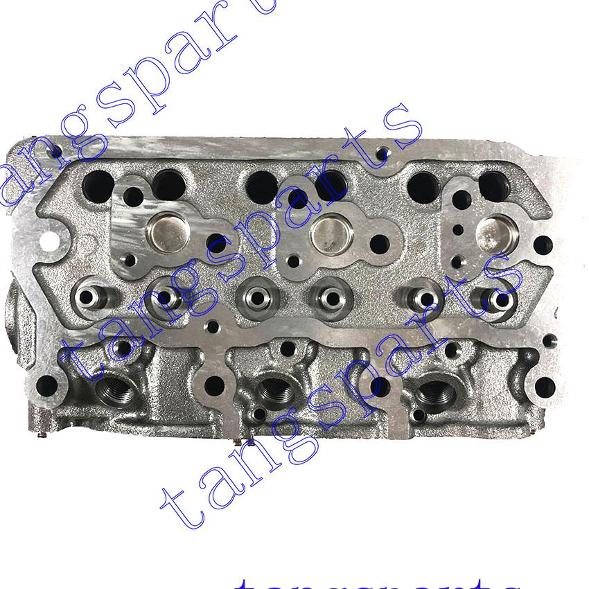 Nes S3L Cylinder head for Mitsubishi engine fit mahindra 2015 engine engine