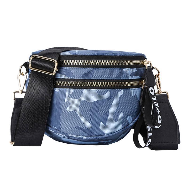 2020 Frauen Messenger Tasche Camouflage prin große Kapazitäts-Schulter-Stadtstreicherin-Querkörper-Handtaschen bolsa feminina