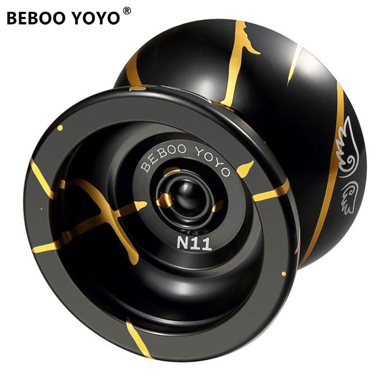 Профессиональные виды BEBOO YOYO Болл Комплект Kk подшипник йо-йо металла Классические игрушки Diabolo Волшебный подарок