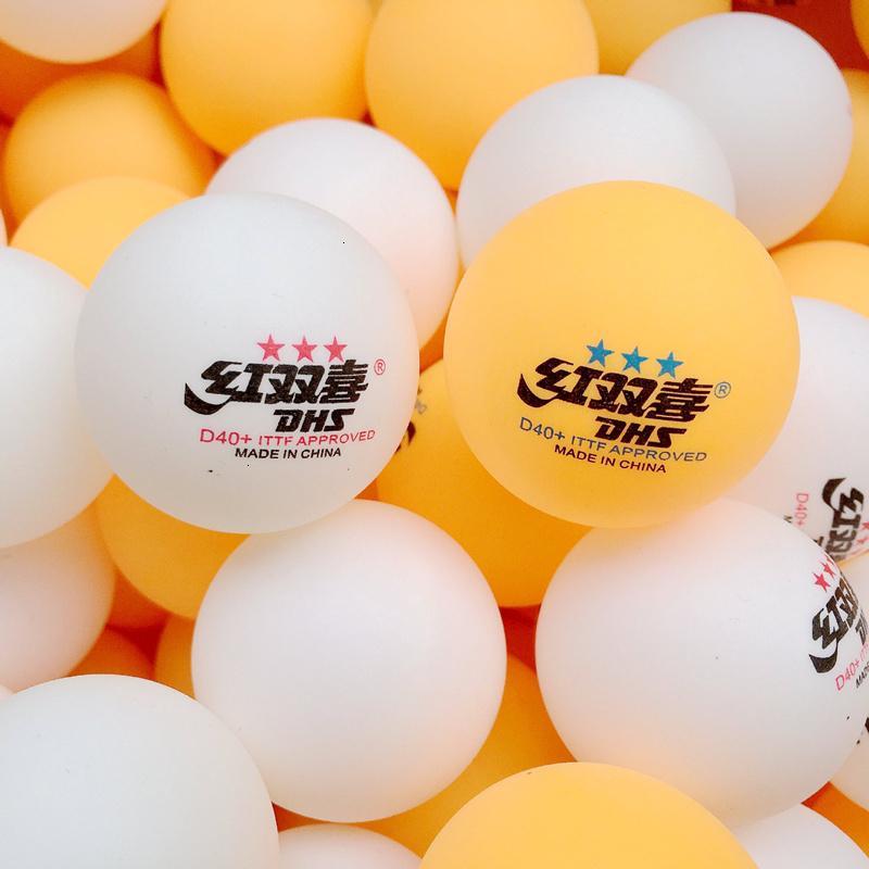 6 Piezas ABS Pelota de Ping Pong no inflamable Entrenamiento 40 Pelotas de Tenis de Mesa Pelota de Tenis de Mesa 3 Estrellas