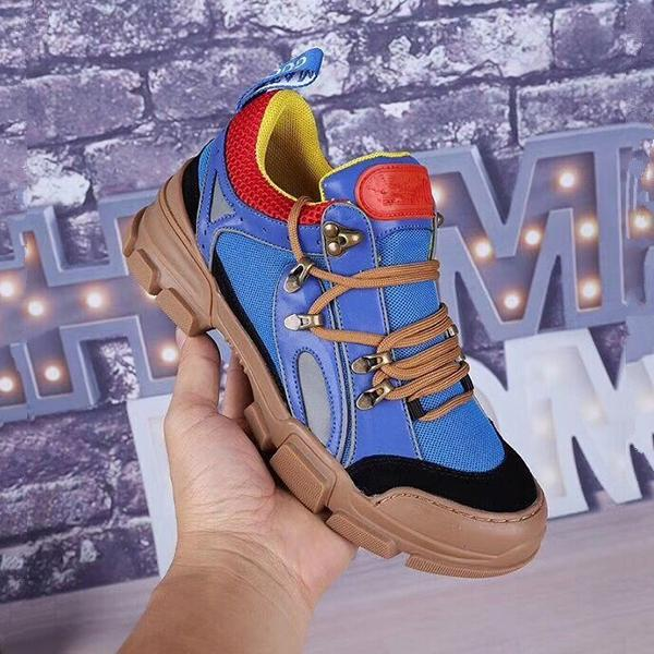 2020 Mesh Hommes Casual sneakers chunky Lacets Hommes poids léger respirant Chaussures de marche gratuit Envoi ZA01