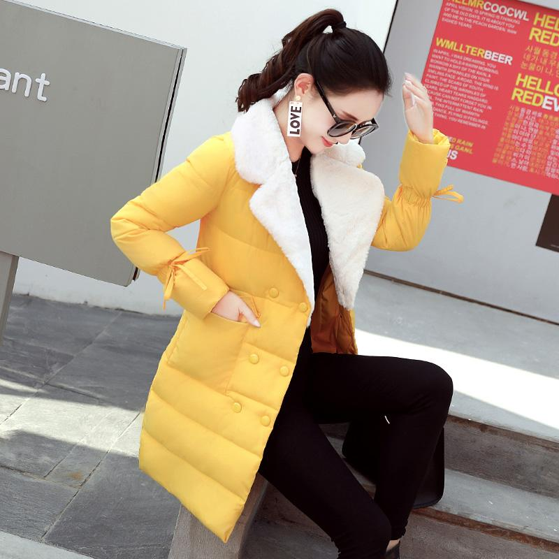 Abrigos Mujer Invierno +2018 пальто женщин зимняя одежда женщин куртка chamarras де Mujer пара Invierno длинное пальто