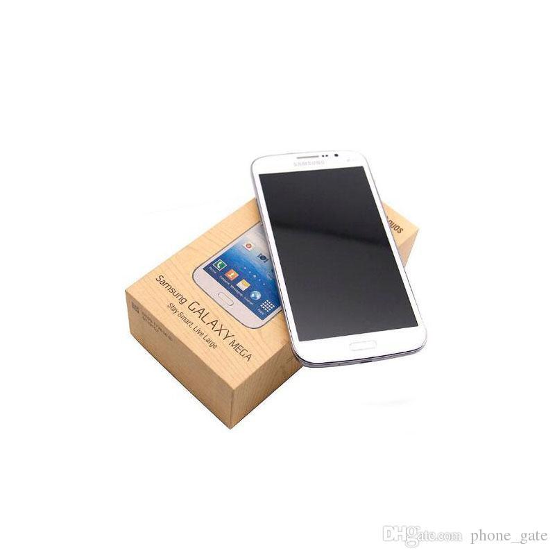 سامسونج غالاكسي ميجا 5.8inch I9152 I9152 الجيل الثالث 3G 2G RAM 1.5GB ROM 8GB مفتوح تجديد الهاتف الذكي 8.0MP WIFI GPS بلوتوث للهاتف المحمول
